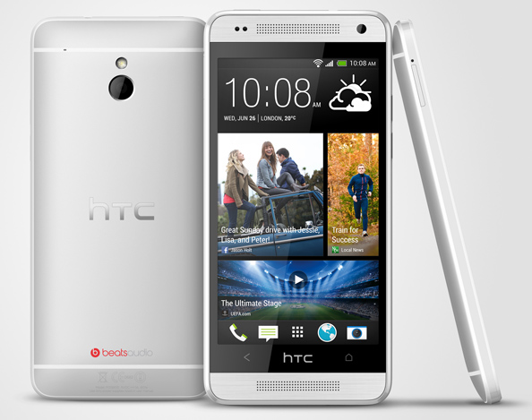 HTC One mini_Silver_3Up