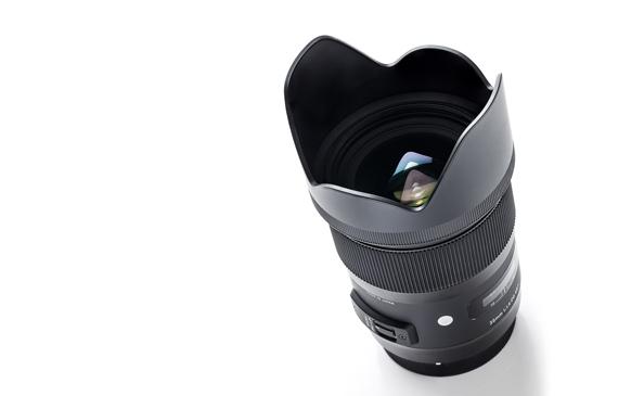 Kuumad kuulujutud: Sigma on valmistamas 24-70mm f/2 OS HSM suumobjektiivi