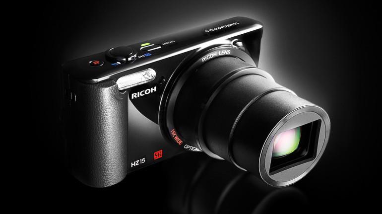 Ricoh HZ15 on soodne kompaktkaamera 15x suumi ja värinastabilisaatoriga