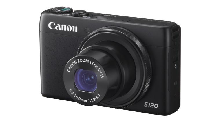 Canon tutvustas uut mudelit PowerShot S seeriast - S120