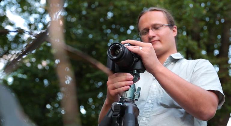 Point TV 98. Testime teravustamise kiirust - Canon EOS 70D vs Olympus E-P5