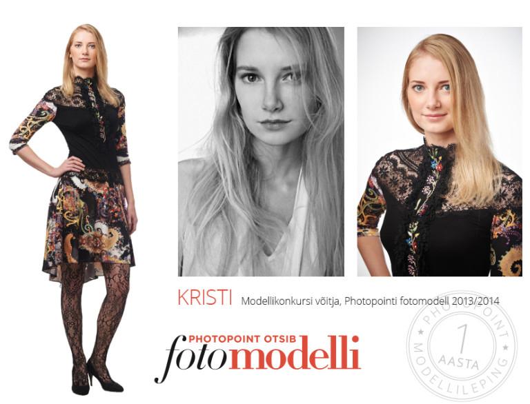 Photopointi reklaamnäoks sai IT-tüdruk Kristi Paakspuu