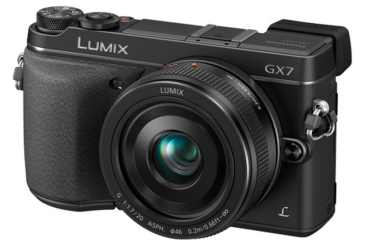 Panasonic Lumix GX7 tarkvarauuendus teeb kaamera stabiilsemaks