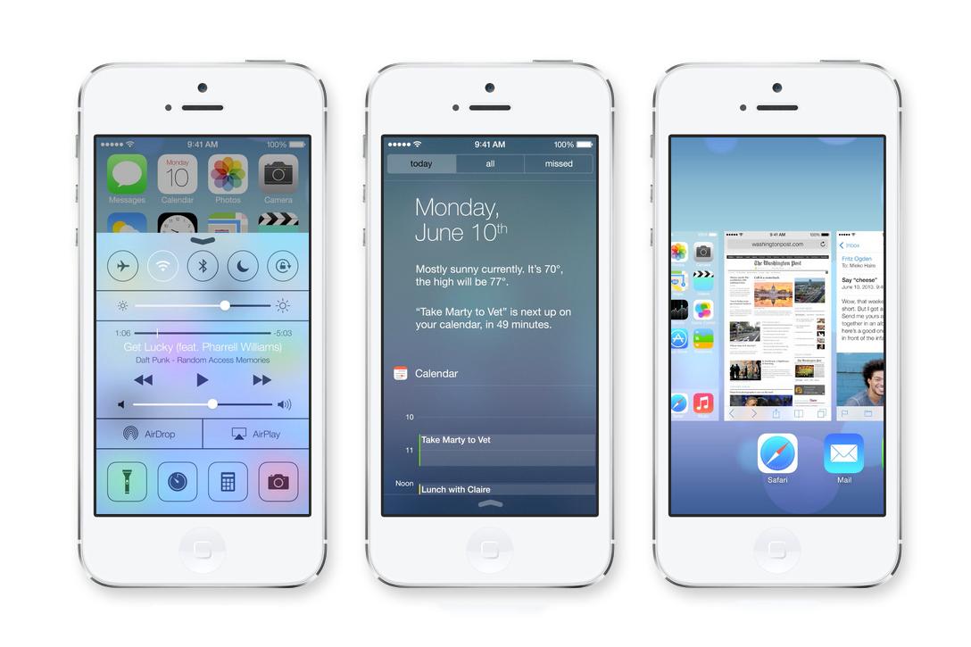 8 kasulikku nippi iOS 7 kasutajale