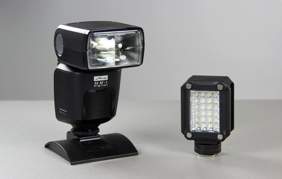 Metz välgule lisaks videovalgusti vaid 10€ eest