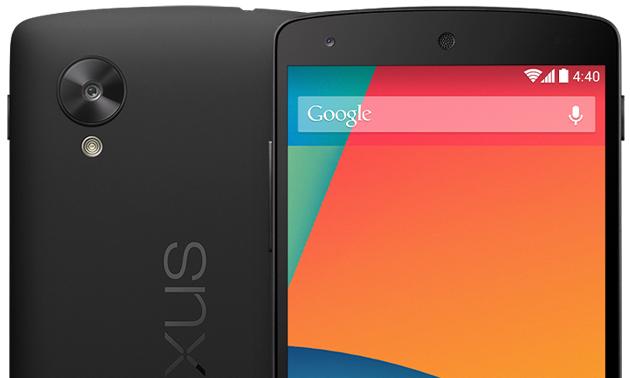 Google Nexus 5 nutitelefon ilmub taas. Ametlik esitlus 1. novembril?