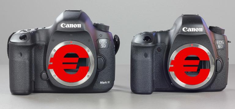 Täiskaadersensoritega kaamerate probleem: hirmkallid objektiivid (ja kuidas seda lahendada)