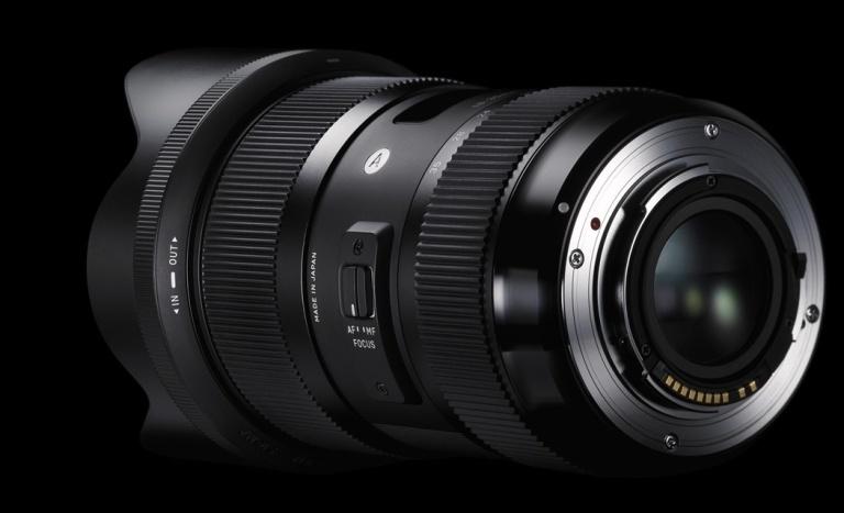 Kõlakad: Sigma esitleb 16-20mm f/2 DG Art täiskaaderobjektiivi tuleval aastal