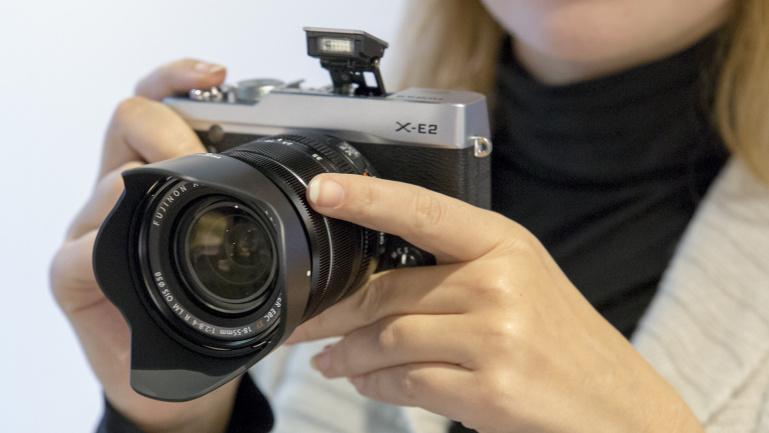 Karbist välja: Fujifilm X-E2 hübriidkaamera