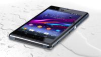 Sony Z1 Compact nutitelefon tuleb 4-tuumalise protsessori ja 20.7 MP kaameraga