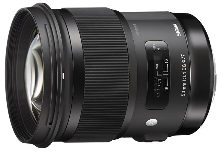 Tulevase Sigma 50mm f/1.4 APS-C kohta on lekkinud veidi tooteandmeid