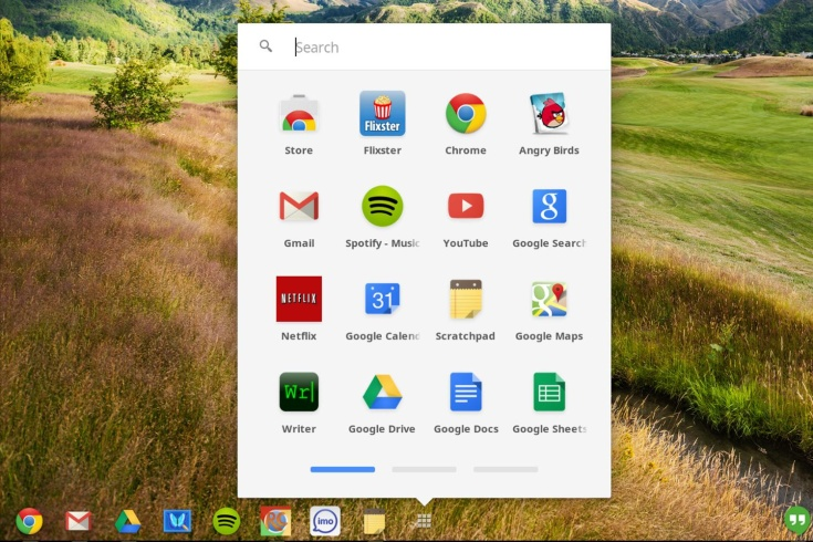 Chrome-OS-hell-week-screenshot-apps-menu