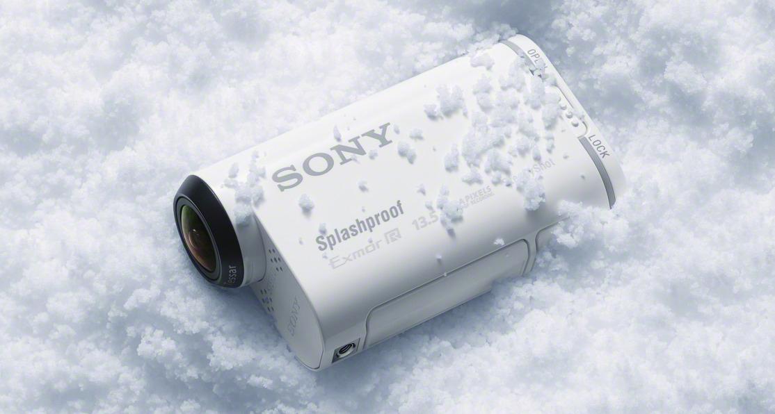 Valitud Sony seikluskaamera erikomplekti ostul saad kiire mälukaardi kauba peale