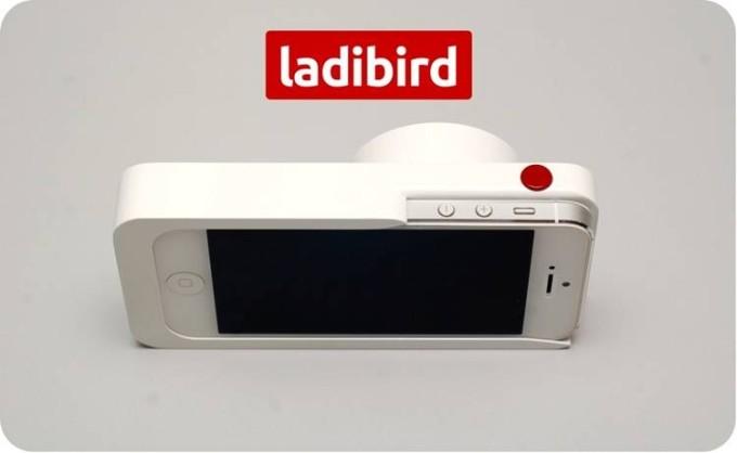 ladibird + iPhone = korralik kaamera?