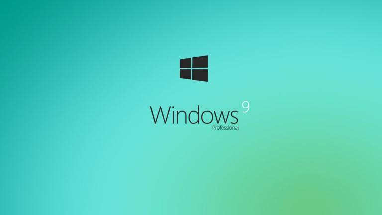Windows 9 trügib ukseni. Näitab aprillis lävepakku
