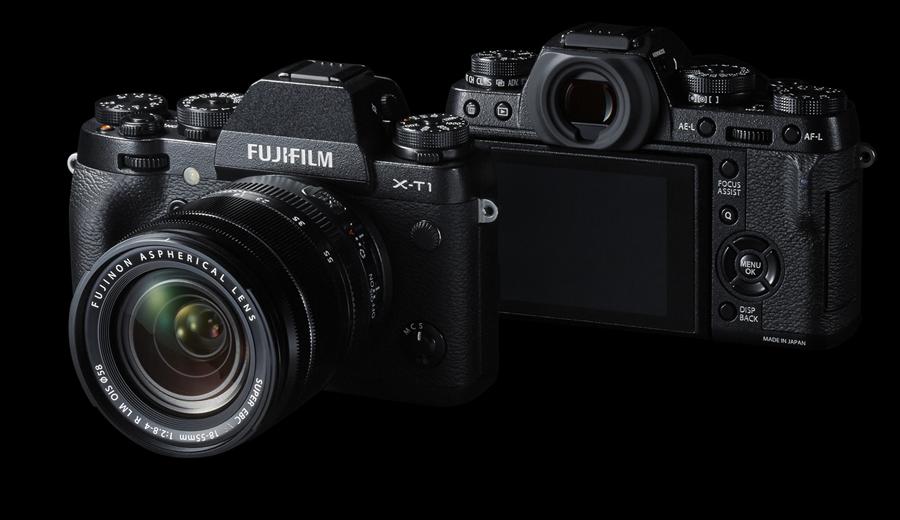 Fujifilm X-T1 on tugev, kiire ja ergonoomiline tippklassi hübriidkaamera