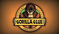 Gorilla Glue liim: niisuta, liimi, suru kokku