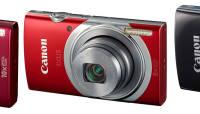 Canonilt kolm kompaktkaamerat: IXUS 155, IXUS 150 ja IXUS 145