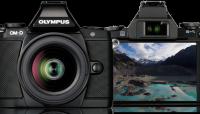 Olympus OM-D E-M5 tarkvarauuendus toob väiksema tundlikkuse ja teravustamispunktid