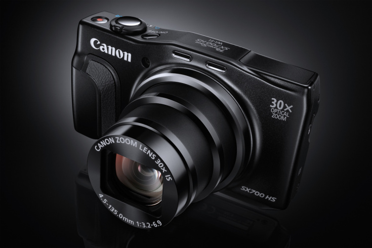 PowerShot SX700 HS BLACK BEAUTY FSL