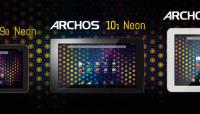 Archose uus NEON tahvelarvutite seeria: 4-tuumalised protsessorid soodsas vormis