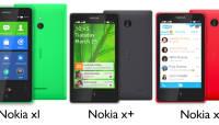 Nokia ründab odavate Android nutitelefonidega – Nokia X, X+ ja XL