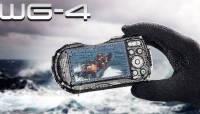 Ricoh WG-4 GPS veekindel kompaktkaamera toob paindlikumad pildistamisvõimalused