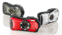 Ricoh WG-20 on veekindel kompaktkaamera soodsa hinnaga