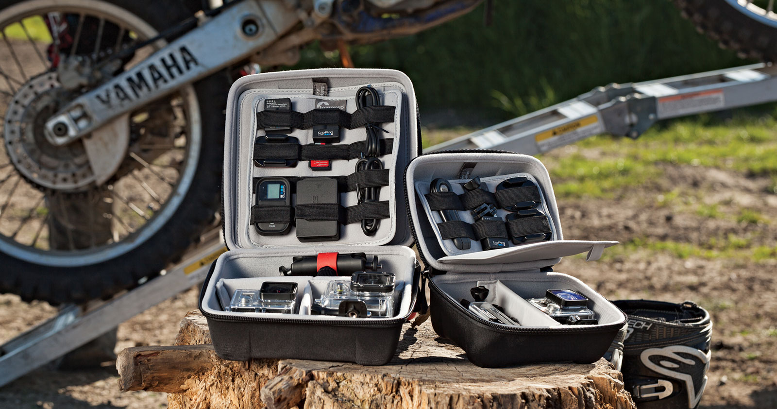 LowePro uued kaamerakotid on mõeldud GoPro videokaamerate jaoks