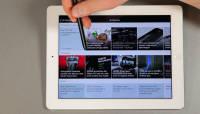 Kuidas ipad tahvelarvutist uudiseid lugeda - rakendus nimega Pulse