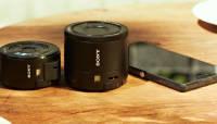 """Sony QX10 ning QX100 """"objektiivid"""" said järjekordse tarkvarauuenduse sel aastal"""