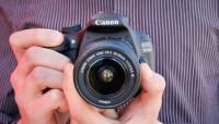 Karbist välja: Canon EOS 1200D peegelkaamera