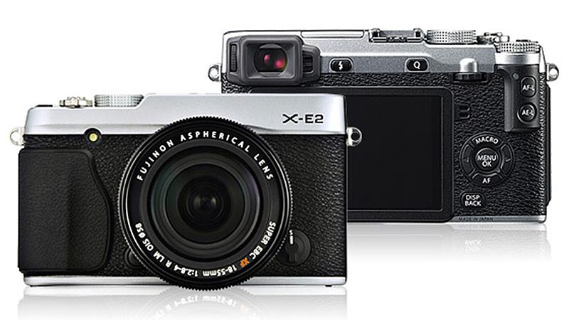 Fujifilm X-E2 püsivara 2.0 uuendus toob suurepärase elektroonilise pildiotsija ning muud funktsionaalsust