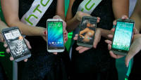Esmamuljed HTC One M8 nutitelefonist
