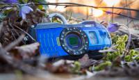 Karbist välja: veekindel kompaktkaamera Ricoh WG-4 GPS