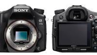 Sony a77 II toob ülikiire autofookuse