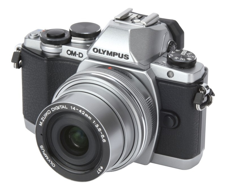 Olympus-OM-D-E-M10-front