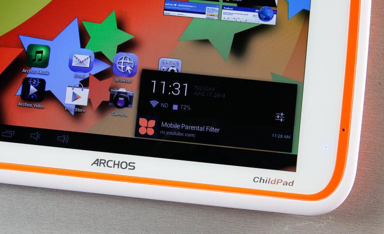 Kuidas last tahvelarvutis varitsevate ohtude eest kaitsta?