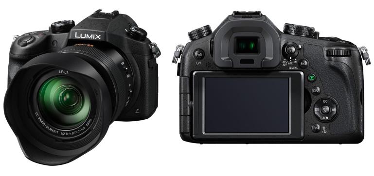 "Panasonic FZ1000 supersuumkaamera filmib 1"" sensoriga 4K videot"