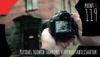 Point TV 119. Vaata kuidas toimib Tamroni objektiivide värinastabilisaator