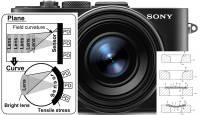 Sony nõgusa sensoriga kaamera võib tulla juba sel sügisel