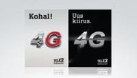 Tele2 pakub nutitelefonidele kiirusepiiranguta 4G internetti