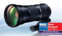 Tamron 150-600mm valiti EISA auhindade jagamisel parimaks telesuumobjektiiviks