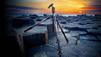 Manfrotto toob turule süsinikfiibrist BeFree statiivi