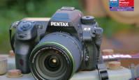Pentax K-3 valiti EISA auhindade jagamisel parimaks edasijõudnute kaameraks