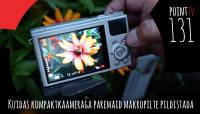 Point TV 131. Kuidas kompaktkaameraga paremaid makropilte pildistada