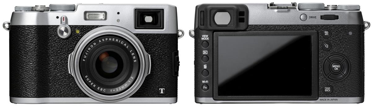 Fujifilm X100T kompaktkaamera - sama pildikvaliteet, parem kasutamismugavus