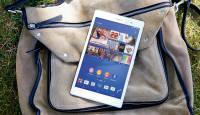 Sony tegi tõenäoliselt maailma parima tahvelarvuti – Sony Xperia Z3 Tablet Compact