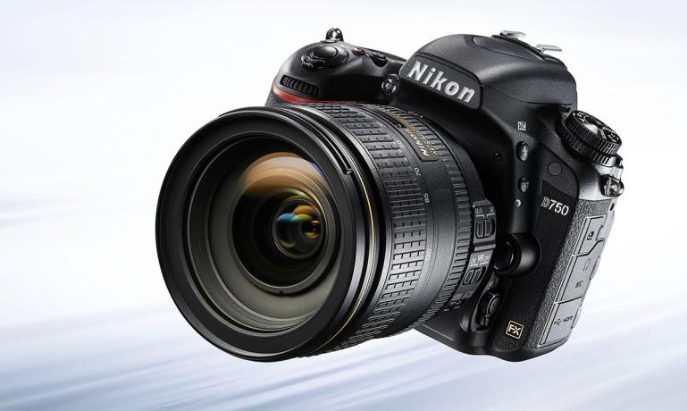Nikon D750 peegelkaamera on kiire ja täiskaadersensoriga