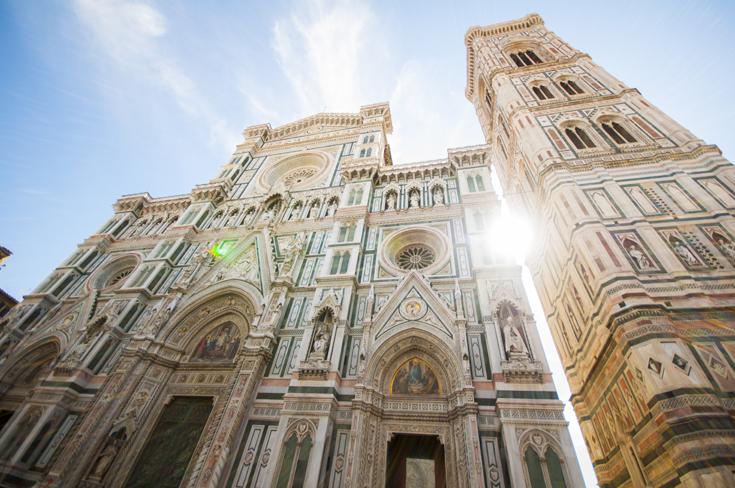 Firenze päikeses